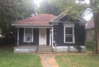 2 Bedroom Fixer Upper Real Estate Auction – Wednesday, October 21, 10:00AM