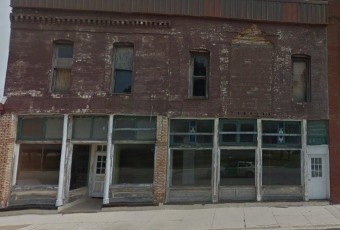 Storefront Building, Downtown Seymour, MO – Wednesday, October 21, 1:30 PM