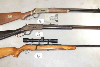 Over 90 Gun Collection & Related Items – Saturday, October 24, 10:00 AM