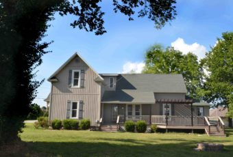 3 BEDROOM HOME & SHOP ON 3 ACRES M/L – FRIDAY, AUGUST 26, 9:00AM
