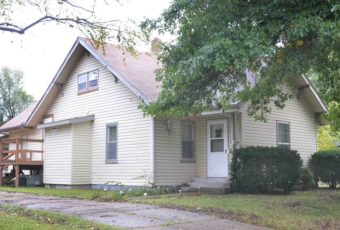 1 ½ Story, 4 Bedroom Home & Personal Property – Tuesday, October 25, 10:00AM