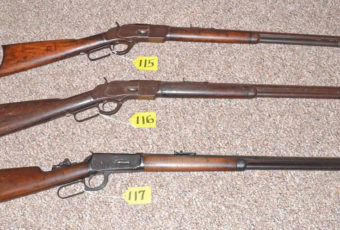 THE GALLERY Over 150 Gun Collection – Sunday, December 11, 2:00 PM