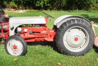Antiques, Furniture, Glassware & Household Ford 8N, Equipment & Tools – Saturday, June 24, 10:00 AM