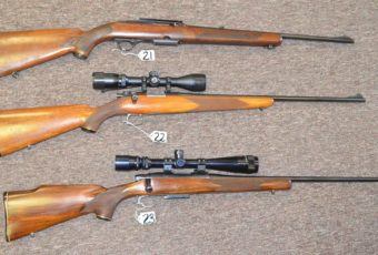 The Gallery – Gun/Knife Collections, Gun Safes, Ammo, Shop & Hand Tools – Thursday, June 22, 9:30AM