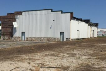 2.22 ACRE COMMERCIAL LOT WITH BUILDING  – FRIDAY, AUGUST 25, 12:00 NOON