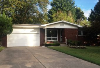 3 Bedroom Home In Brentwood Subdivision – Tuesday, October 17, 10:00 AM
