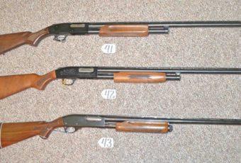 THE GALLERY  100 Long Gun & Hand Guns – Wednesday, November 15, 6:00 PM