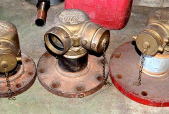 Fire Suppression & Plumbing Tools & Inventory – Thursday, April 19, 10:00 AM