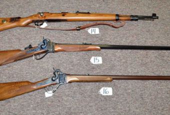 Over 150 Gun Collection – Sunday ,June 24, 2:00 PM
