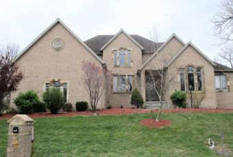 7,000+ Sq.Ft., All Brick, Executive Home Real Estate Auction – Friday, August 3, 12:00 Noon